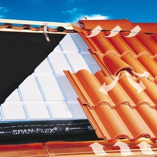 Breathable Roof System
