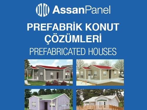 Assan Panel Prefabrik Konut Çözümleri