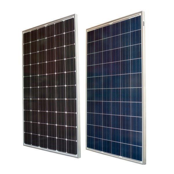Fotovoltaik Modül ve Sistemleri/SUNSOLAR® Polikristal Tip INTERSOLAR® Monokristal Tip