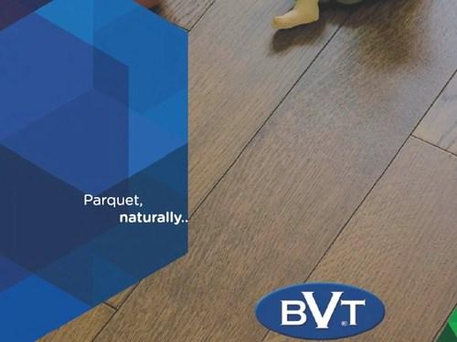 BVT Engineered Parquet Catalog