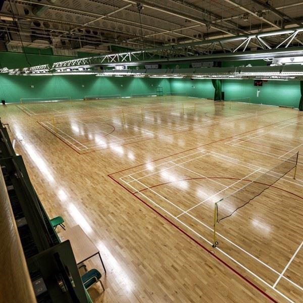 Spor Salonu Parkesi