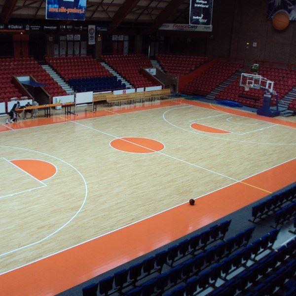 Gym Parquet - 2