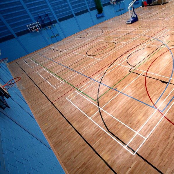 Gym Parquet - 4