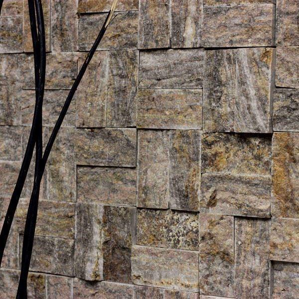 Doğal Taş Dış Cephe Kaplaması/Silvercity Oniks Patlatma