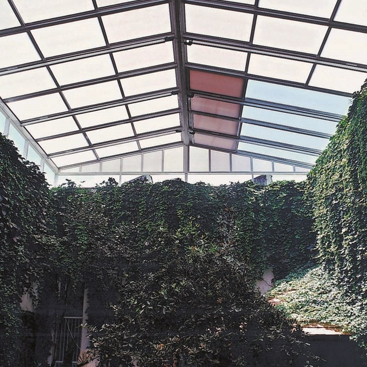 Retractable Roof Systems - 1