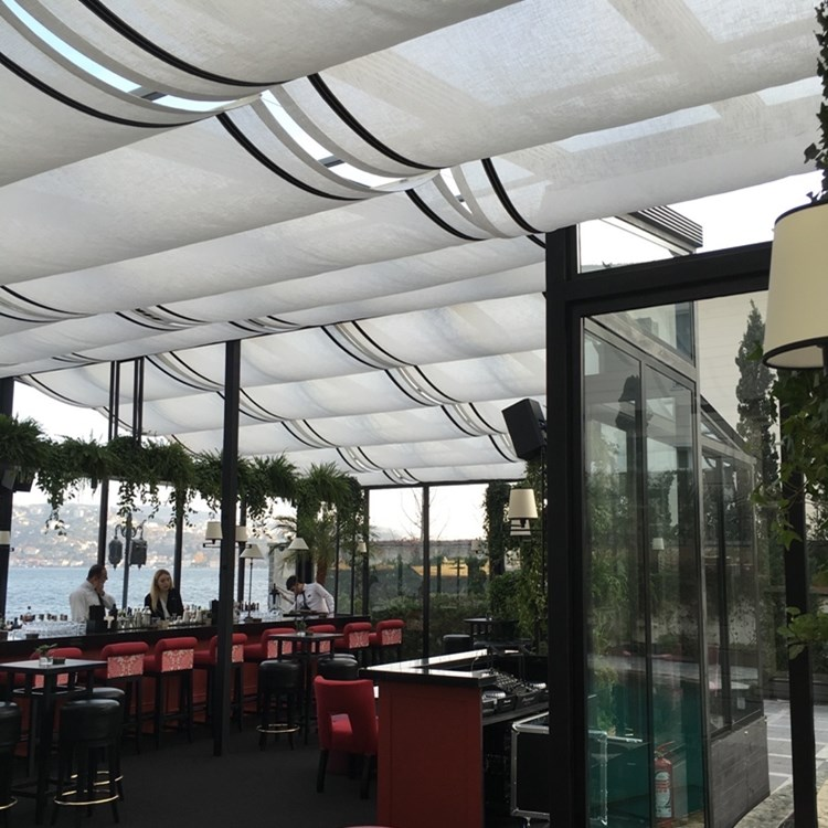 Retractable Roof Systems - 3