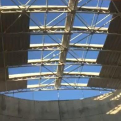 Membran Çatı Örtüsü