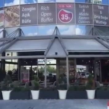 Hareketli Çatı | Aldar Restoran