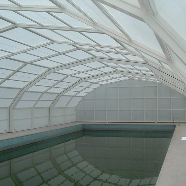 Teleskopik Havuz Kapama Sistemleri - 3