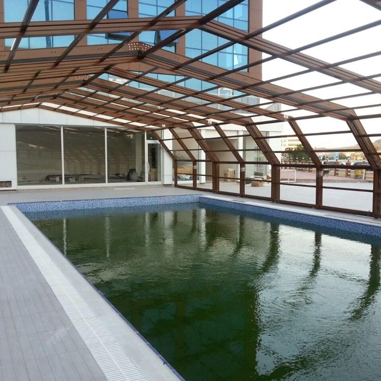 Teleskopik Havuz Kapama Sistemleri - 5
