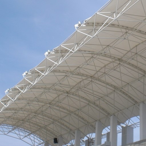Architectural Stretching Membrane - 2