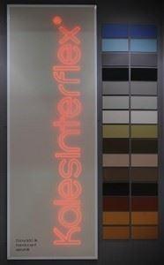 Porselen Seramik/Kalesinterflex Translucent Yüzey