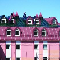 Çatı Kaplama | Bituline Çatı Su Yalıtım Membranı