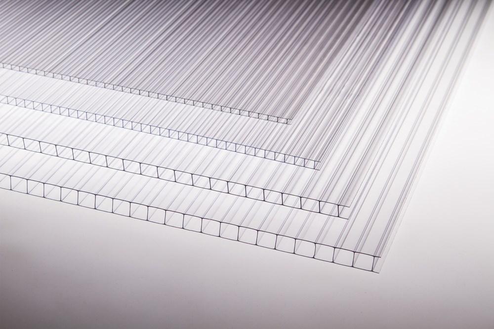 Corrugated Polycarbonate Sheet - 0