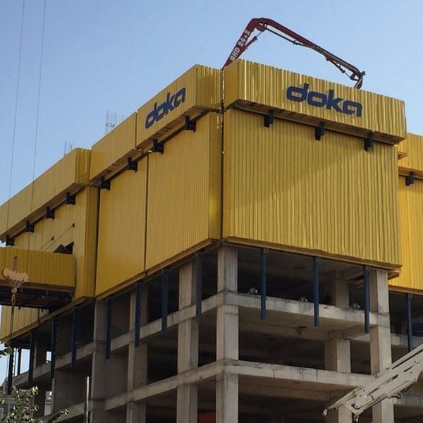 Protection Screen for High-Rise Construction Safety/Xclimb 60