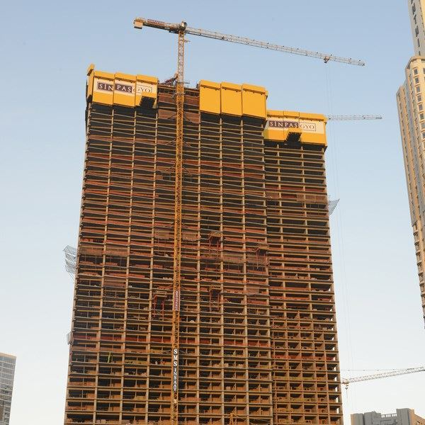 Protection Screen for High-Rise Construction Safety/Xclimb 60 - 0
