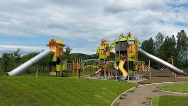 Oyun Parkı Ekipmanı/Proludic