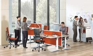 Steelcase    Ology CAD Dosyası