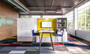 Steelcase    Soft Work CAD Dosyası