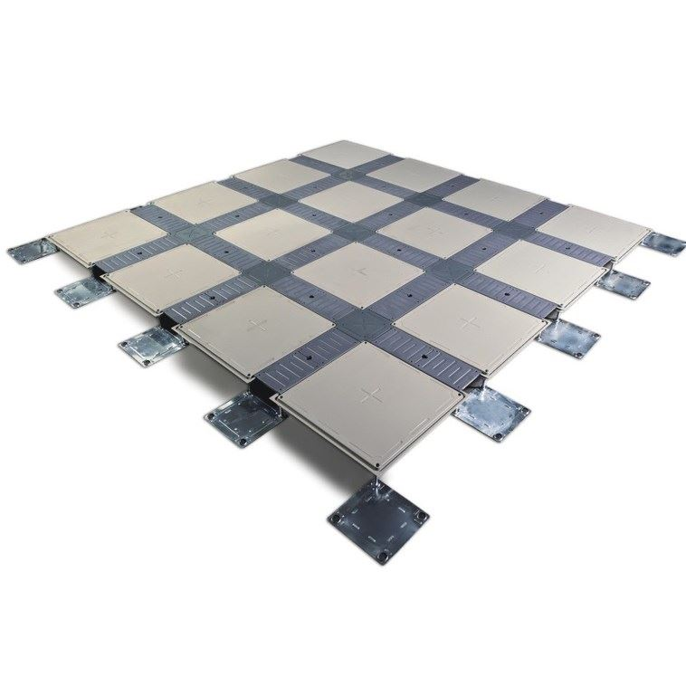 Access Floor Systems | Calcium Sulphate Cored Encapsulated Panel - 6