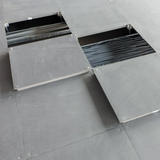 Access Floor Systems | Calcium Sulphate Cored Encapsulated Panel - 3