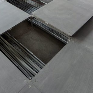 Access Floor Systems | Calcium Sulphate Cored Encapsulated Panel - 4
