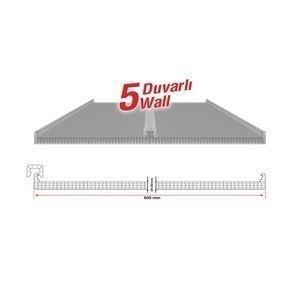 Polikarbonat Çatı ve Cephe Işıklık Panelleri