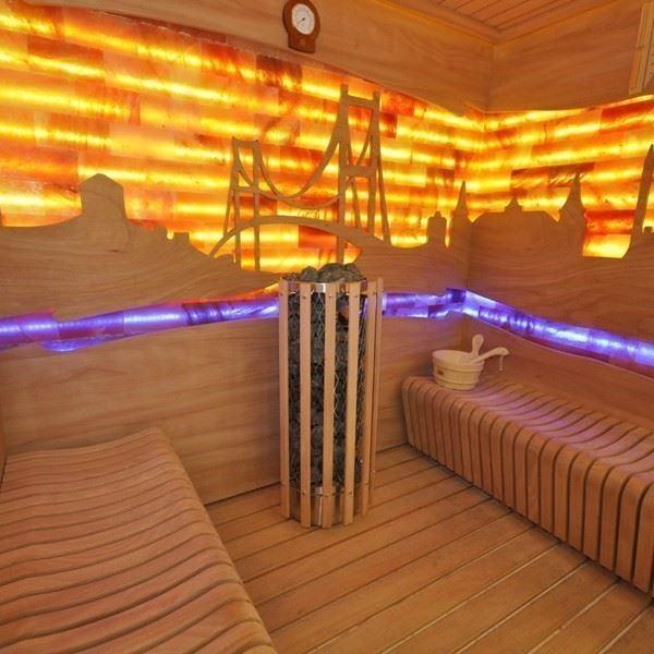 Sauna Tasarım ve Uygulama