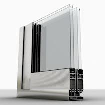 Kapı ve Pencere Sürme Sistemi/S 35 Novoline Thermo