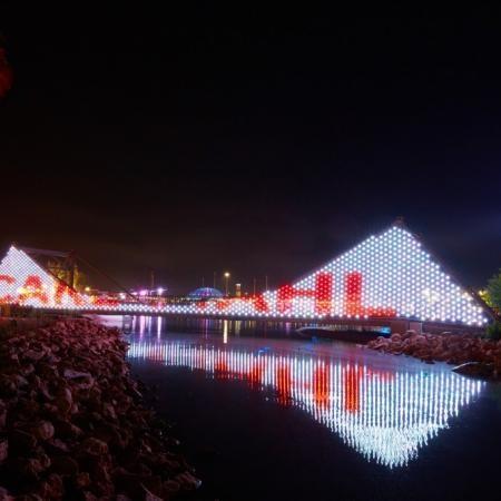 EXPO 2016 Antalya - Köprü Aydınlatma