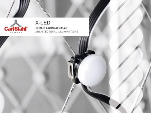 X-LED Ürün Broşürü