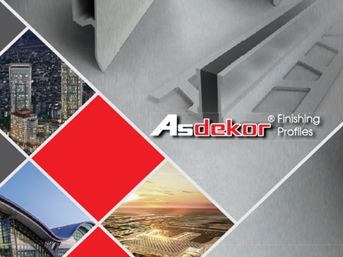 Asdekor Finishing Profiles