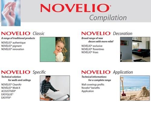 Novelio Dekoratif Duvar Kaplamaları