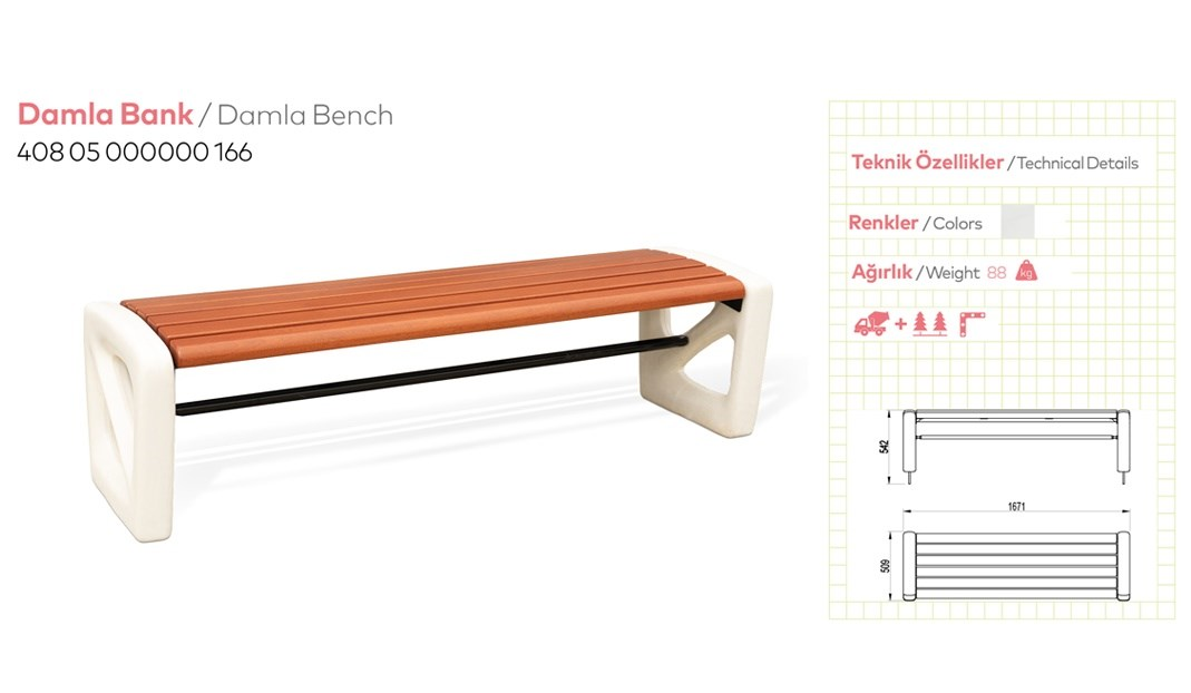 Benches - 21
