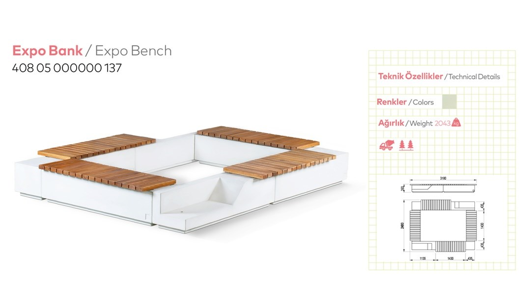Benches - 22