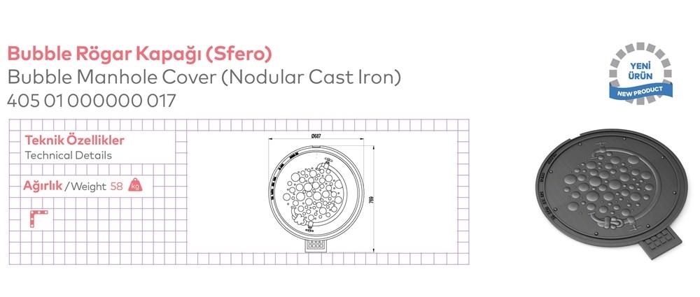 Reaktif Pudra Beton ve Sfero Döküm Ürünler - 2