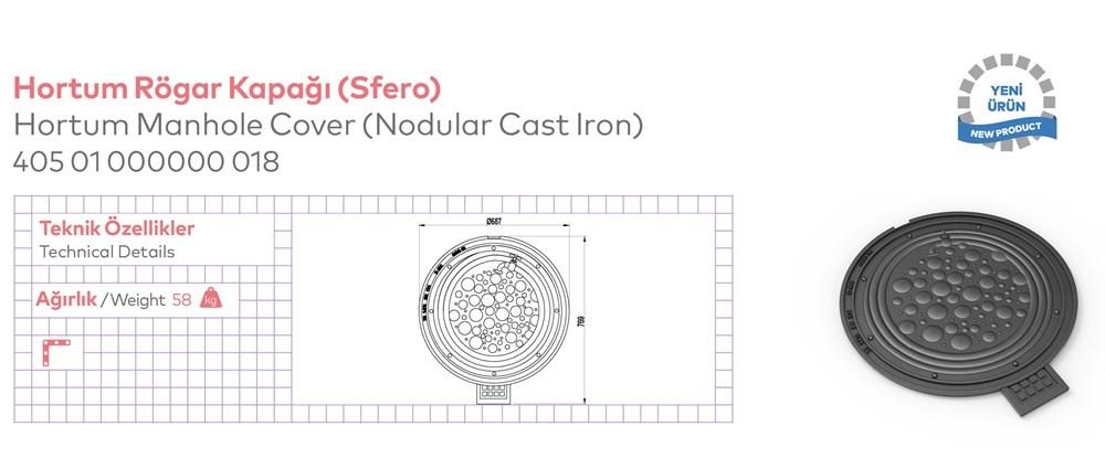 Reaktif Pudra Beton ve Sfero Döküm Ürünler - 3