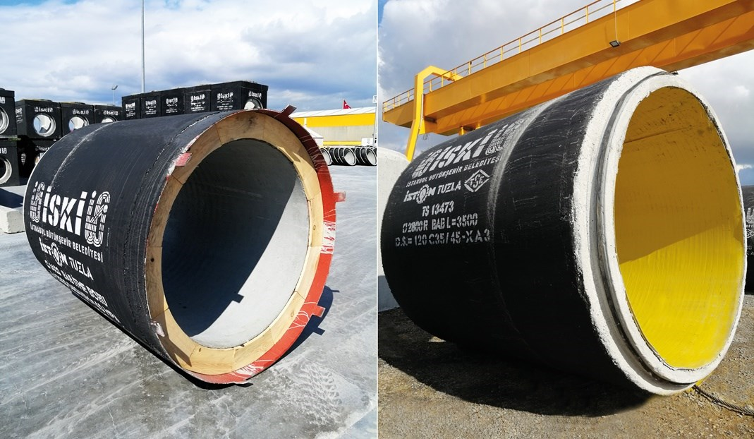 Concrete and Reinforced Concrete Pipes - 17