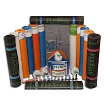 Exterior Thermal Insulation Systems, Fiberglass Mesh, Waterproofing Membrane