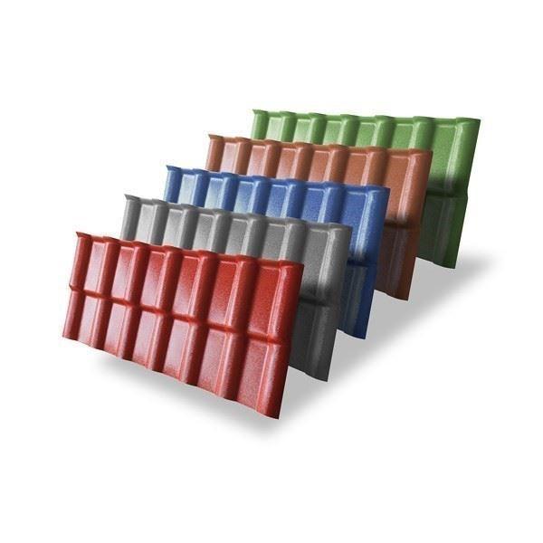 PVC/ASA Panel Kiremit