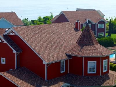 Çatı Kaplama Örtüsü/Asfalt Shingle