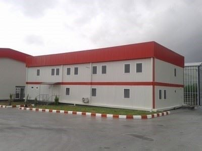 Ön Üretimli Çelik Konstrüksiyon Modüler Bina, Konteyner, Konut, Afet Sonrası Geçici Yapılar, Galvanizli Hafif Çelik Konstrüksiyonlu Yapım Sistemleri