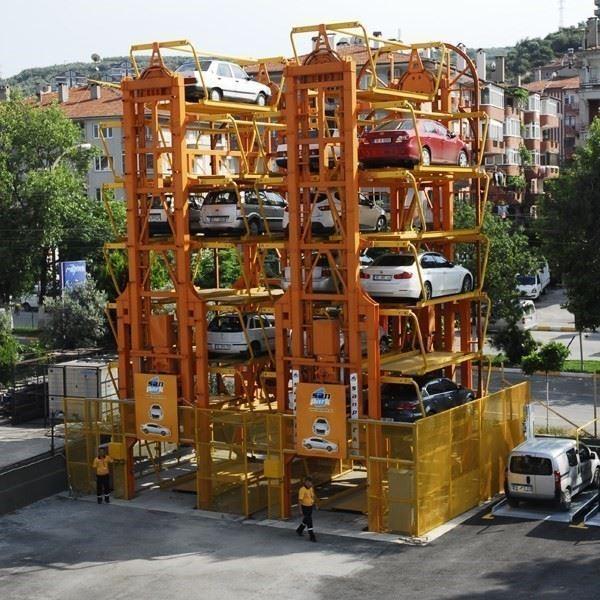 Otopark Sistemi/Ringo Park