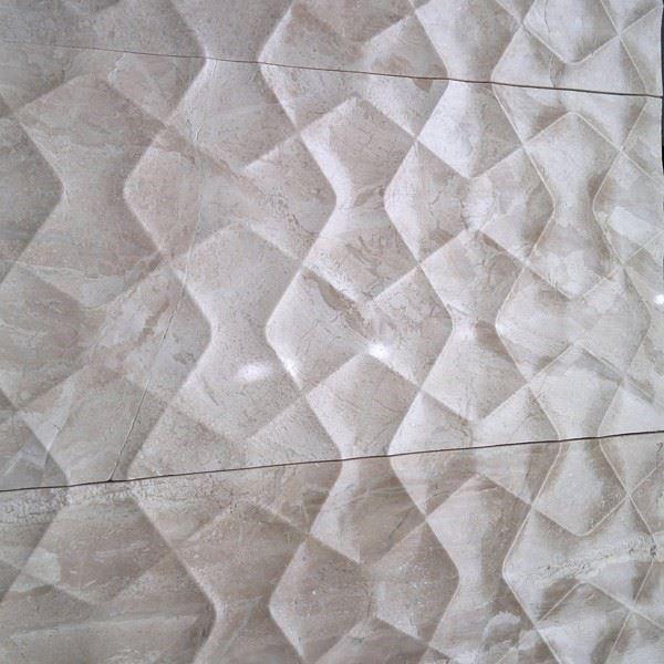 3 Boyutlu Doğal Taş Dekoratif Panel/Mermer Diana Royal