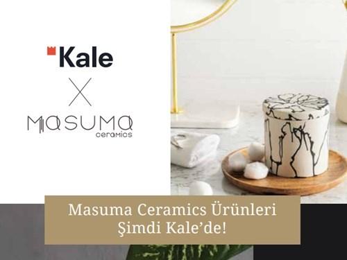Masuma Ceramics Ürünleri