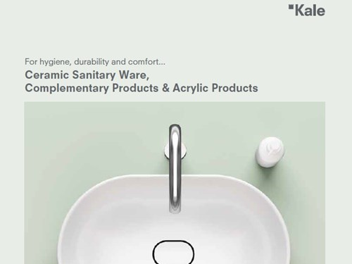 Kale Ceramic Sanitary Ware