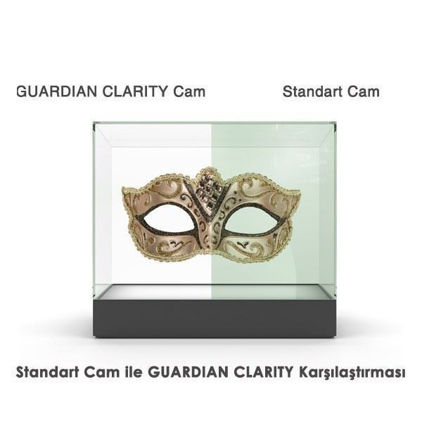 Anti-reflekte Cam/Guardian Clarity™