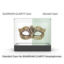 Anti-reflekte Cam/Guardian Clarity™