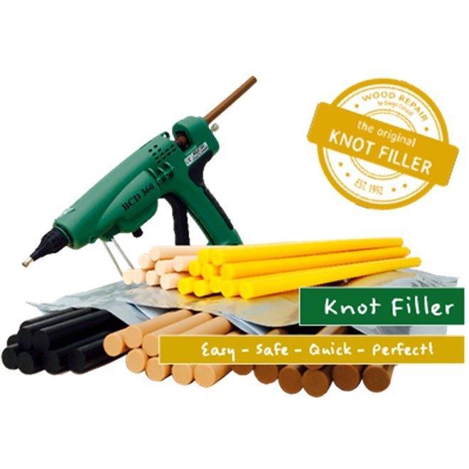 Wood Repair Mastic and Paste&Fillers - 1