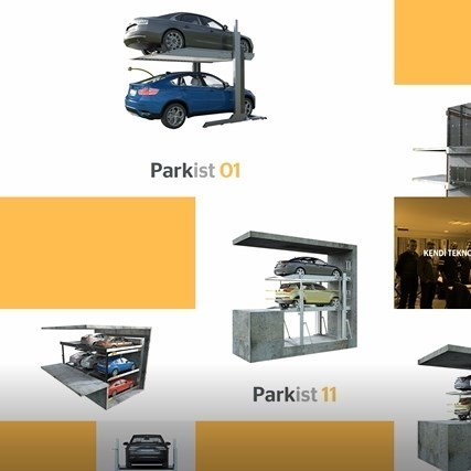 Parkule 144-Fully Automatic Parking System